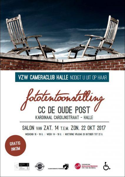 "38ste Fototentoonstelling 2017 - Cameraclub Halle @ CC ""De Oude Post"" | Halle | Vlaanderen | België"