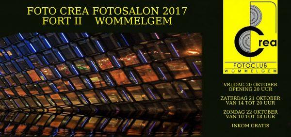 Jaarlijks fotosalon fotoclub CREA @ Fort II | Wommelgem | Vlaanderen | België