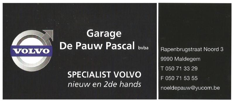 Volvo - Garage De Pauw Pascal