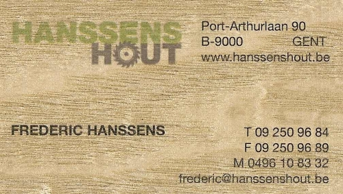 Houthandel Hanssens