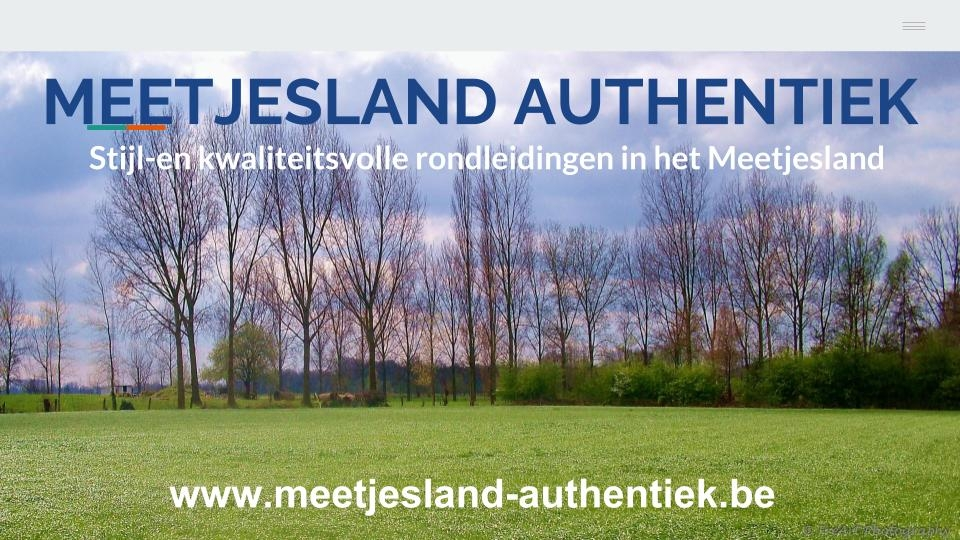 Meetjesland Authentiek © 2018