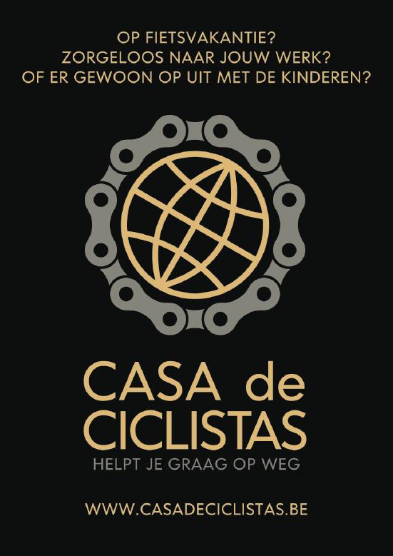 Casa de Ciclistas © 2018