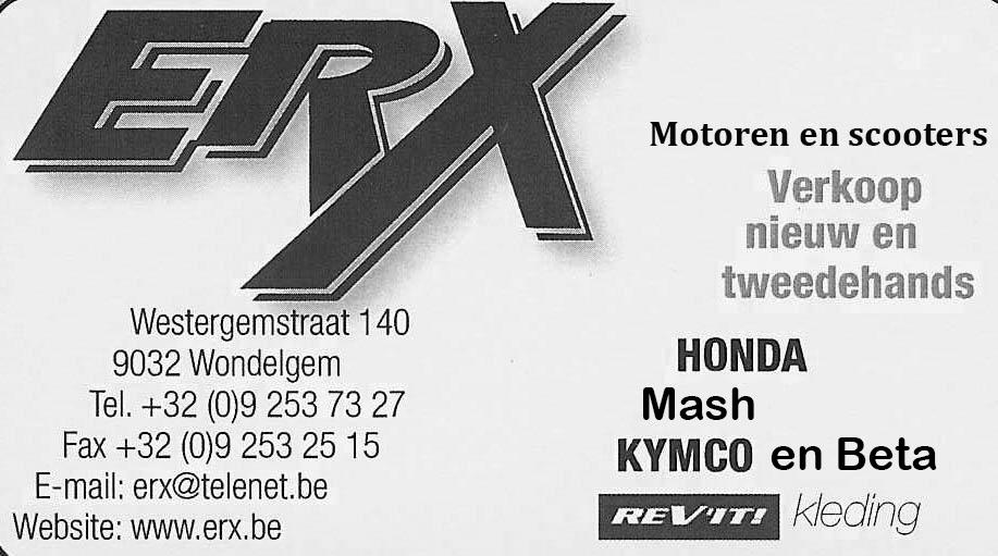 ERX Honda © 2018