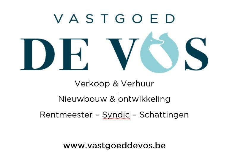 Vastgoed De Vos © 2018