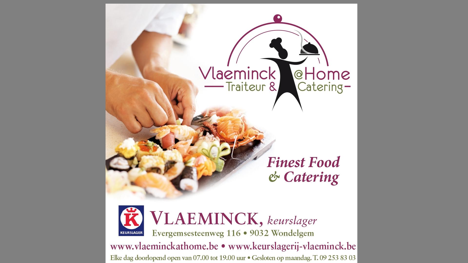 Vlaeminck Keurslager © 2018