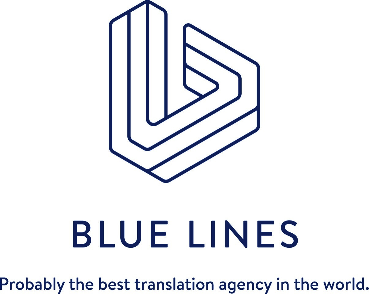 Blue Lines © 2018
