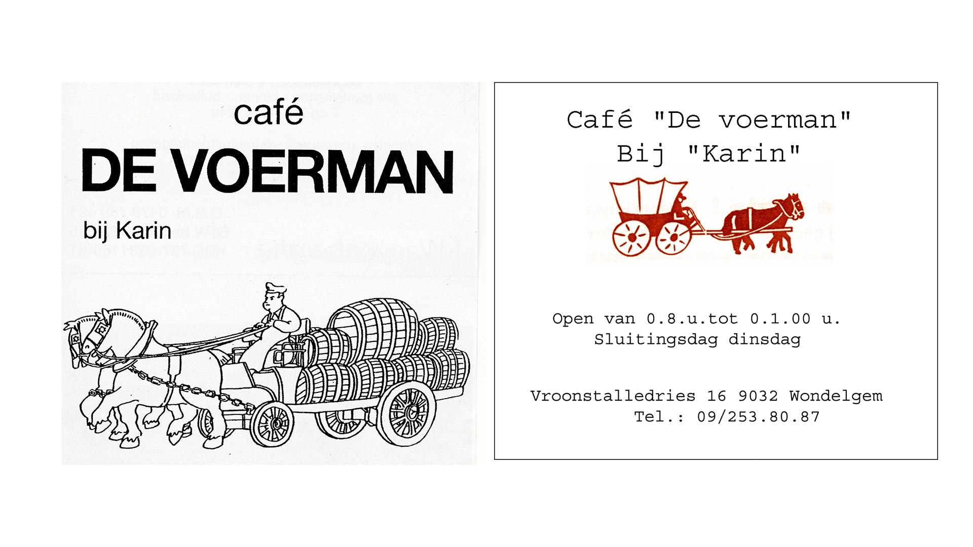 Café De Voerman © 2018
