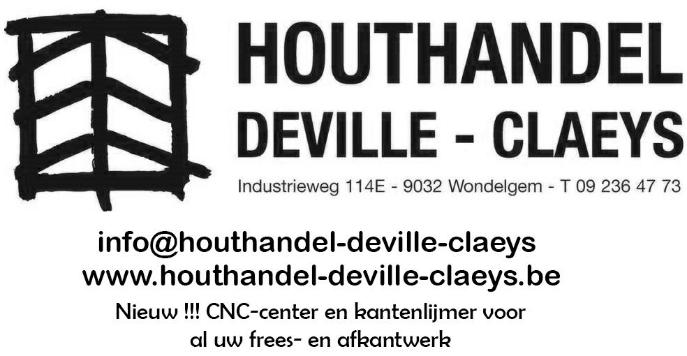 Houthandel Deville-Claeys © 2018