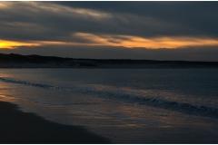 Zonsondergang © Ann Bonte