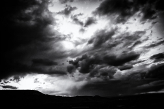 Stormy weather © Eric Colpaert