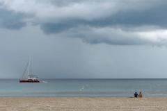 Regen op komst © Freddy Nerinckx
