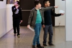 03 Keuring leerlingen Basisischool Regenboog © Robert Van Maele