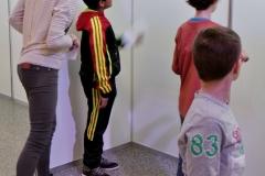 07 Keuring leerlingen Basisischool Regenboog © Robert Van Maele
