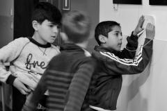 09 Keuring leerlingen Basisischool Regenboog © Robert Van Maele
