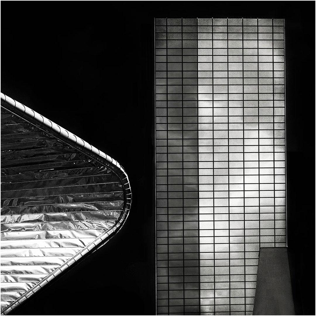 Licht en donker © Sonja Van Aerde