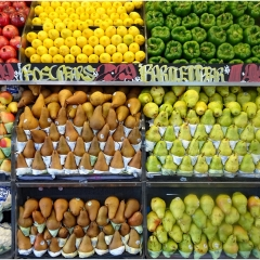 Fruitboer © Luk De Meyer