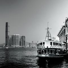 Victoria Harbor © Marc Ganseman