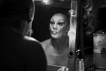 Travestie 1 © Ulric Demeter