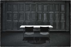 Witte tafel © Ulric Demeter
