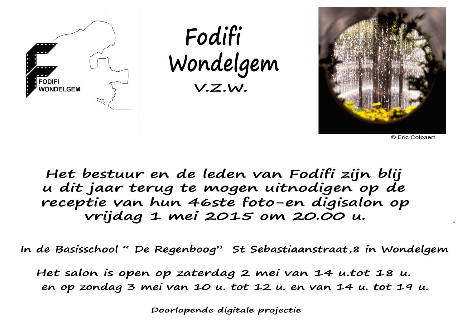 Uitnodiging Fodifi