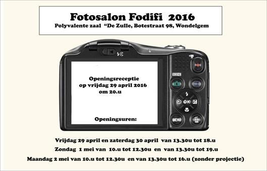 Fodifi Salon 2016