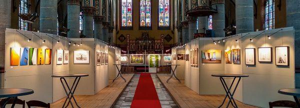 Nocturne Leo Baekeland Fototentoonstelling @ Begijnhofkerk - Groot Begijnhof | Gent | Vlaanderen | België