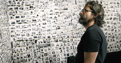 PRESENT - Overzichtstentoonstelling Stephan Vanfleteren @ FOMU Antwerpen | Antwerpen | Vlaanderen | België