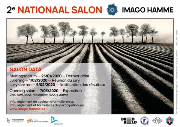 2de Nationaal Salon - Imago Hamme --- Jurering