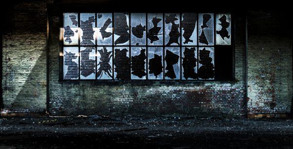 Broken Glass - Marc Ganseman